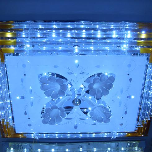 诺帝卡水晶吸顶灯