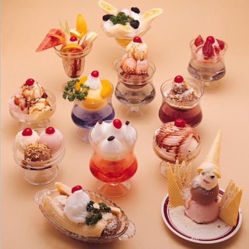 伊卡冰鸡尾酒冰淇淋