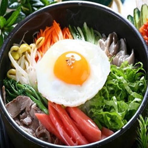皇帝嘴-韩式拌饭