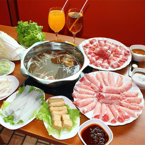 泡泡小火锅-营养餐