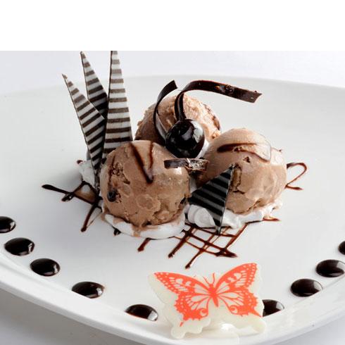 雪芙蓉意式冰淇淋