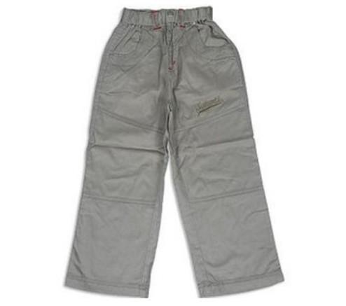 凡兜时尚百搭新款男童平织长裤