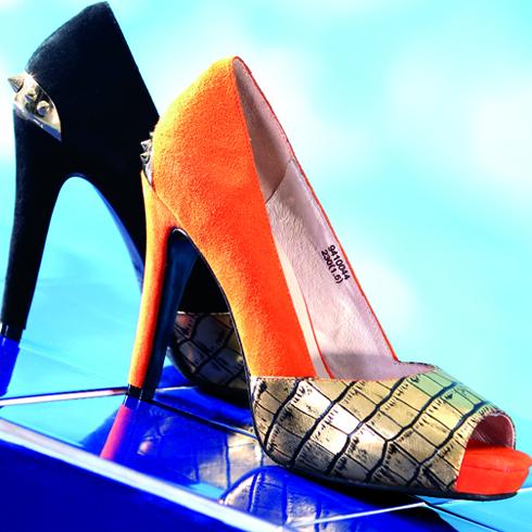 罗拉尼克皇家魅影细高跟性感女鞋