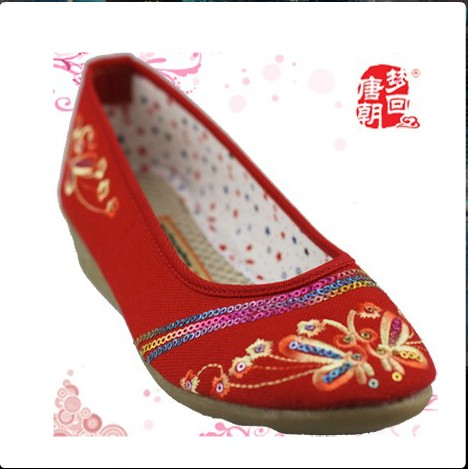 梦回唐朝北京布鞋