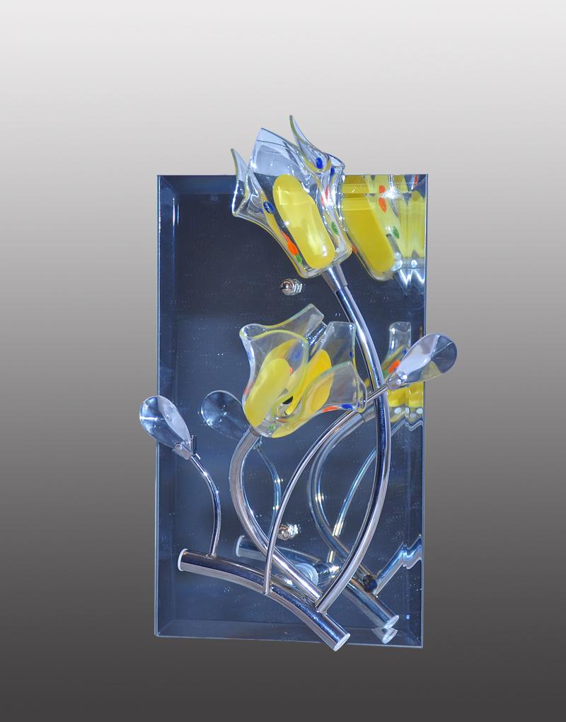 卡耐基照明灯饰系列-镜面壁灯