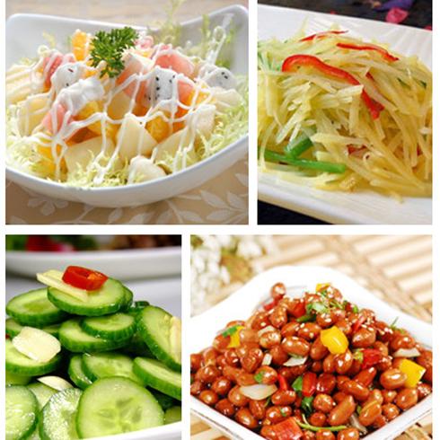黄焖鸡-小菜类