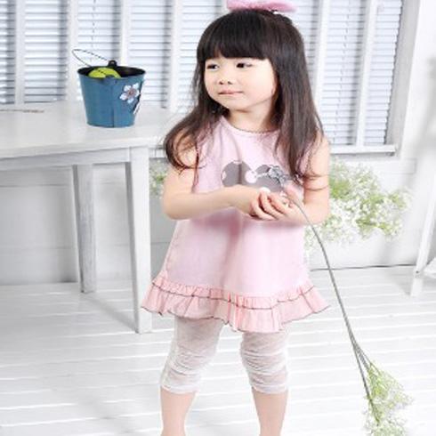 童话乐园粉色套装