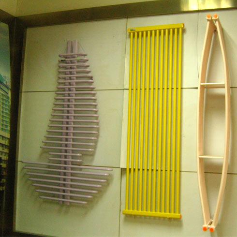 火日子太阳能暖气片系列