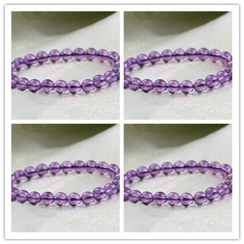 水晶坊紫水晶-盒装手链系列