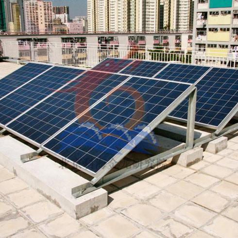 中科联建新型太阳能电池板