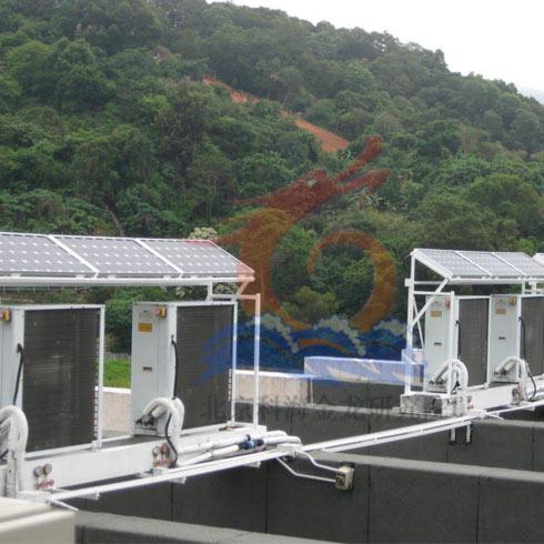 中科联建太阳能发电系统
