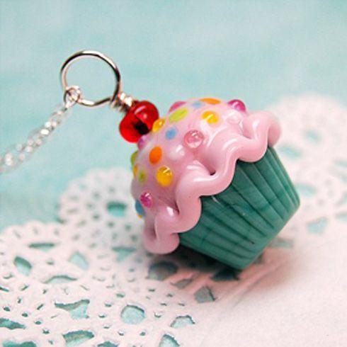 小挂件-草莓蛋糕