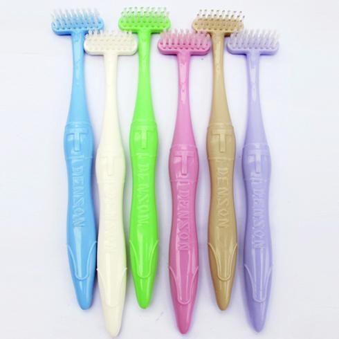 宝星牌第五代T型牙刷