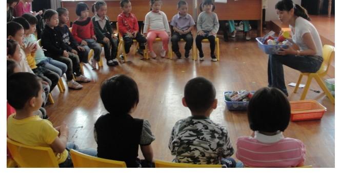 幼儿园数学教学活动