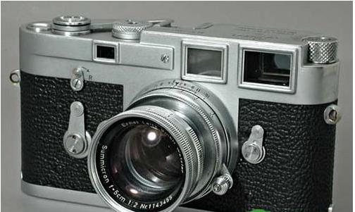 袖珍式数码相机