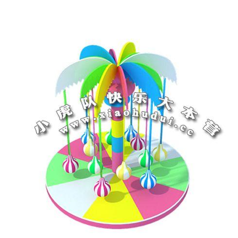 儿童摇摆球-益智产品加盟-亲子乐园-小虎队快乐