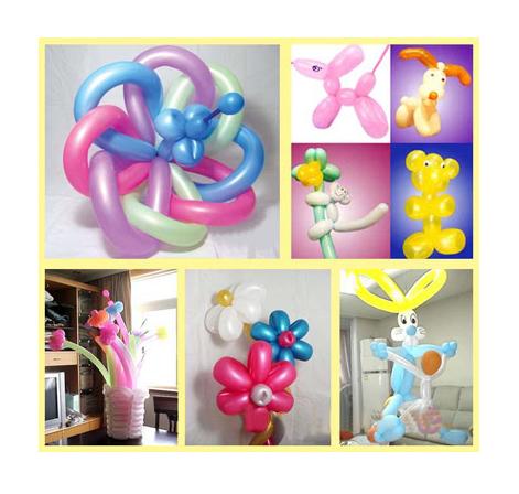 魔术气球-魔术气球制作步骤-3158招商加盟网