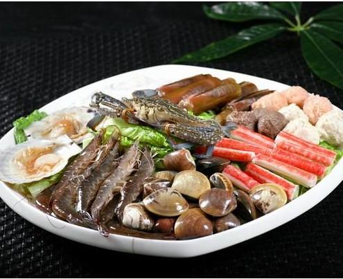 鲍鱼海鲜套餐