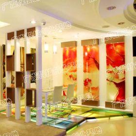 哥凡尼冰晶画展厅2