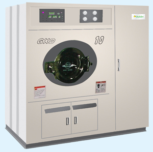 朵拉洗衣-GXD系列Ⅲ型双缸石油干洗机