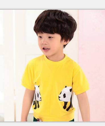 蓝米鼠日系男童装