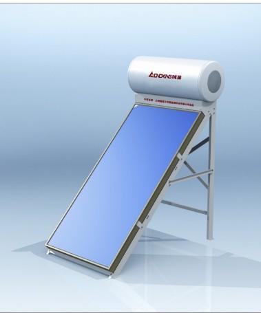 小高层住宅配套设计开发,弥补了传统的太阳能热水器由于先天不足无法
