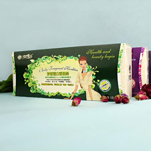圣伊菲儿珍皙透白香体茶