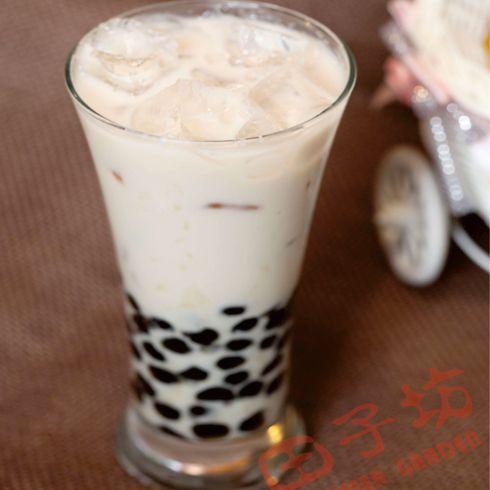 田子坊黑珍珠奶茶-创意奶茶店菜单-奶茶店创意名称