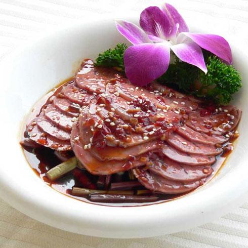 川神棒棒鸡卤菜-特质卤肉