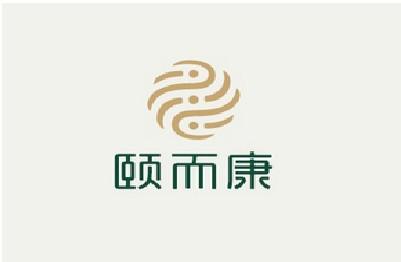 湖南颐而康保健连锁店标志_晏钧设计-3158招商加盟网