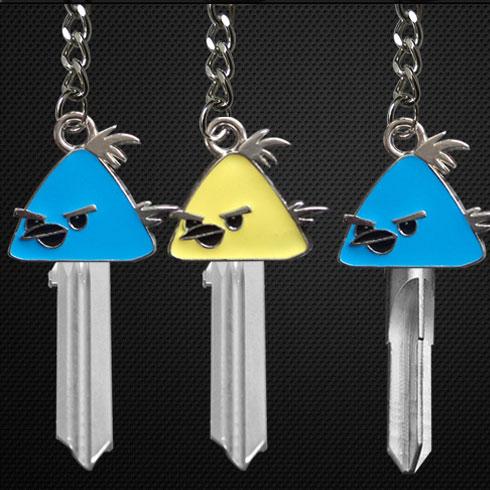 玩美钥匙-愤怒的小鸟系列