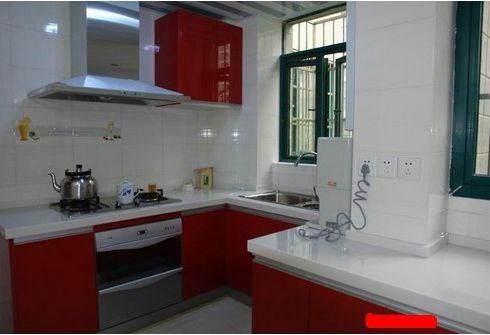 橱柜 厨房 家居 设计 装修 490_335