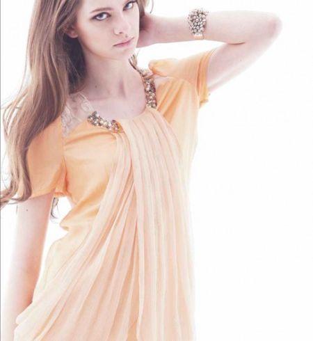 女装品牌,面料采购主要来源中国大陆