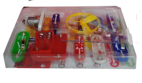天天变变百变电子启蒙教材玩具