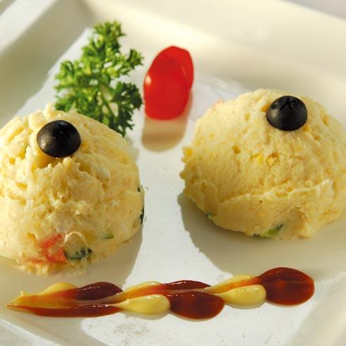 泰式土豆泥色拉