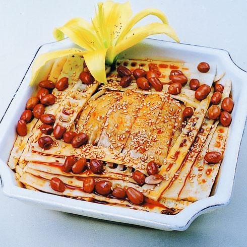 三牛快餐特色菜品