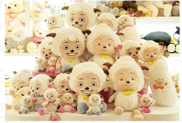 漂亮宝贝品牌玩具