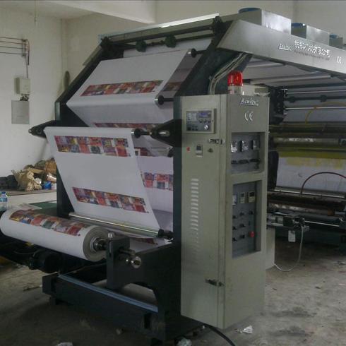 佛运来四色印刷机