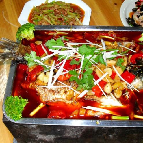 孔夫子特色烤鱼