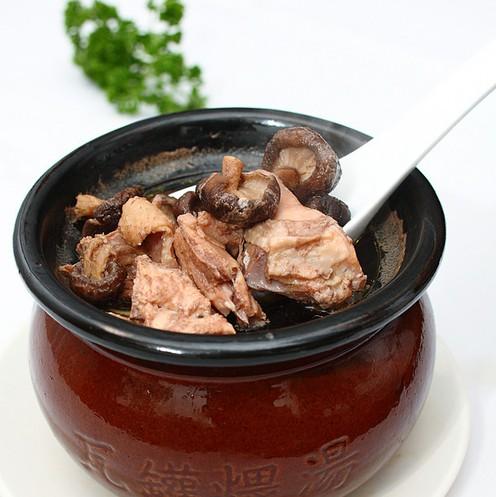 孔夫子瓦罐煨汤