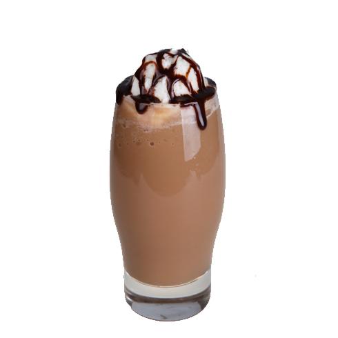致爱丽丝手工茶坊-摩卡冰淇淋奶霜