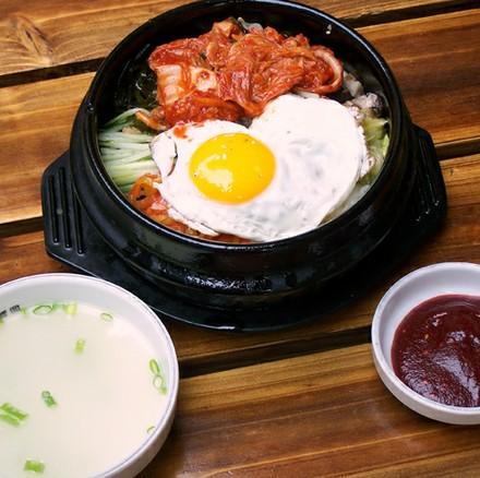 汉釜宫烤肉石锅拌饭