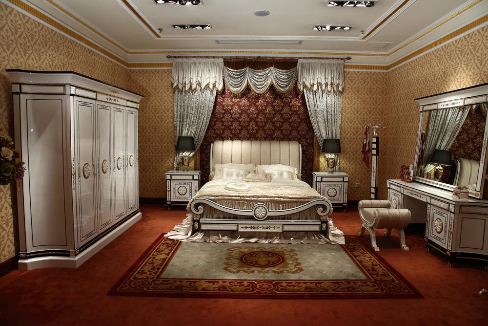Neoclassical Bedroom Ideas   Scifihits.com