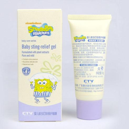 婴儿蚊虫叮咬修复啫喱35g
