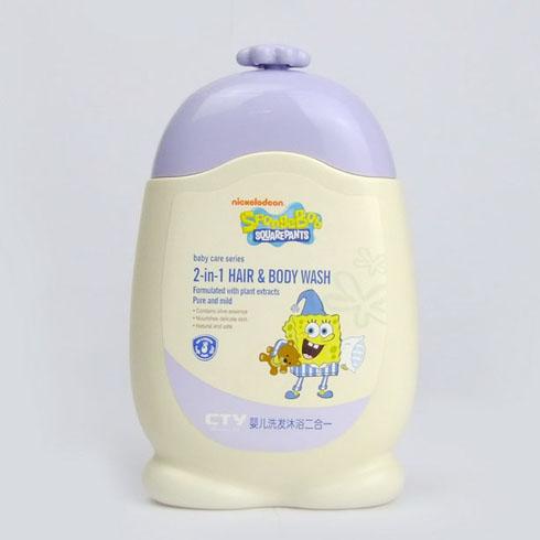 婴儿洗发沐浴二合一200g