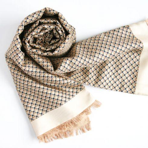 蝴蝶围巾编织方法步骤图解