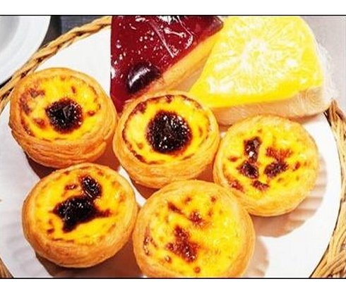 蛋挞制作方法-蛋挞diy制作步骤-甜丫丫西点蛋挞-3158