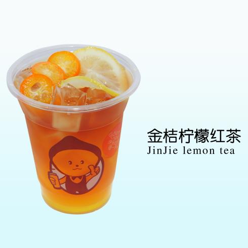 柠檬工坊金桔柠檬红茶