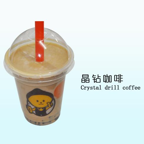柠檬工坊晶钻咖啡