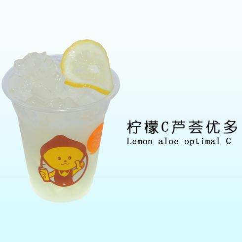 柠檬工坊柠檬C芦荟优多